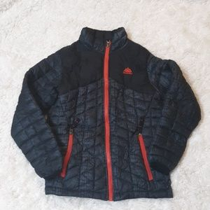 Big boys 10/12 snozu puffer jacket